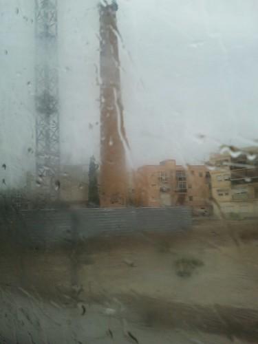 Llueve.Murcia.