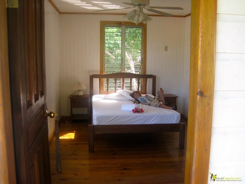 budget hotel with great view utila honduras
