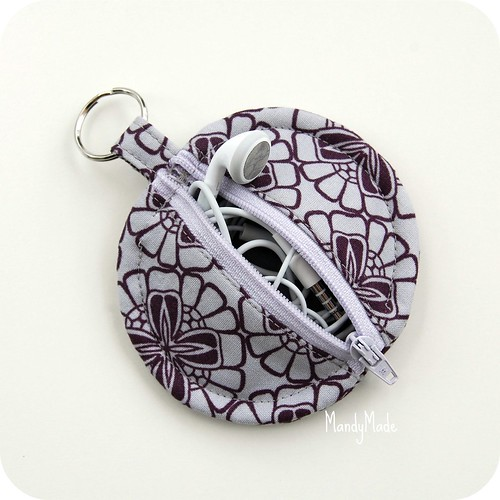 Ear Phone Pouch