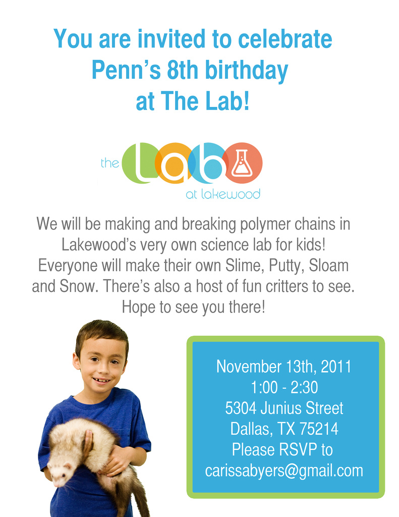 Penn Birthday Invite copy