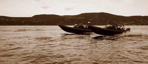 "#photo ""the need for speed"" #rib #holmsbu #visitnorway #buskerud by @heidenstrom"