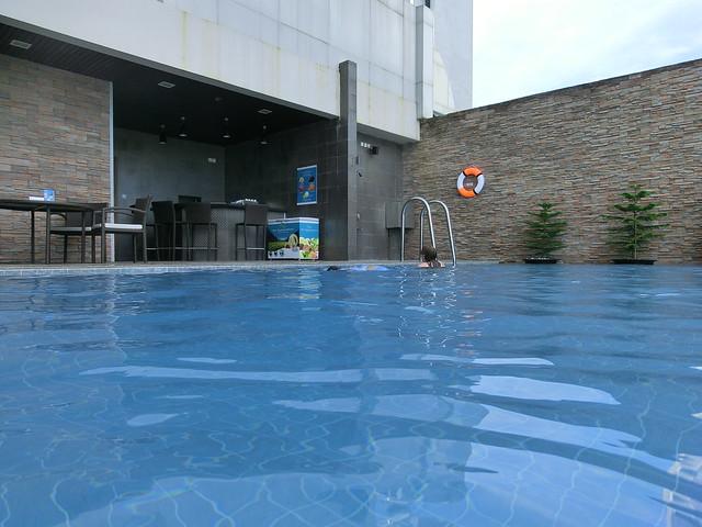 ノボテルニャチャン(Novotel Nha Trang)のプール