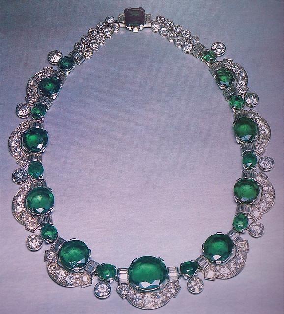 Art Deco Emerald Cut Diamond Ring