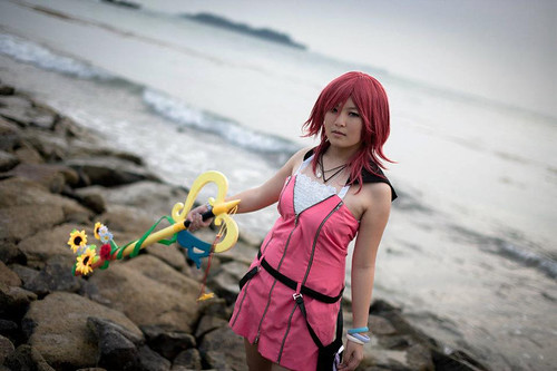 kairi  cosplay by sasusaku-4ever
