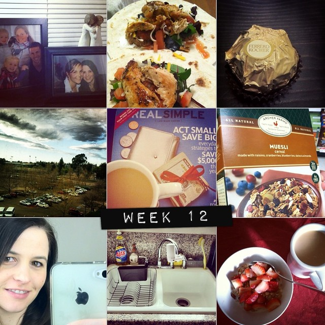 2012 in pictures: week 12