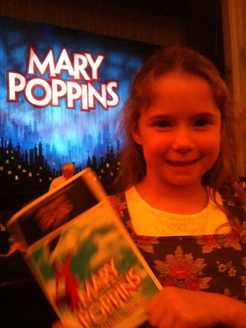 Mary Poppins at Bass Hall