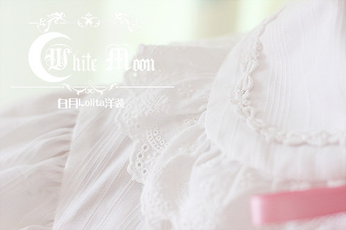 White_moon_white_lapel_short_puffy_sleeves_lolita_shirt_5