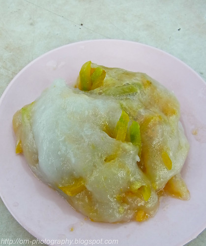 Jawi teochew chai kueh with sengkuang/jicama filling...R0017293 copy