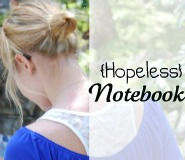 A Hopeless Notebook