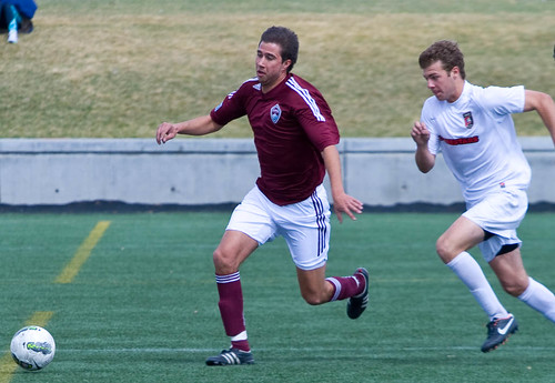 Colorado Rapids Academy U18 18 Mach 2012 by CE's Photography