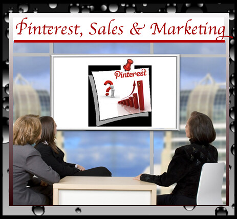 Pinterest Sales and Marketing