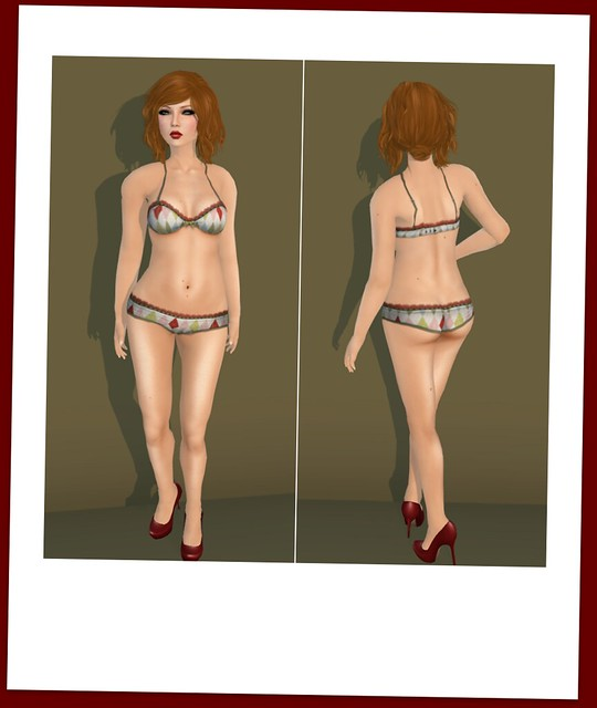 Beth Skin from Izzie's - Body Shot