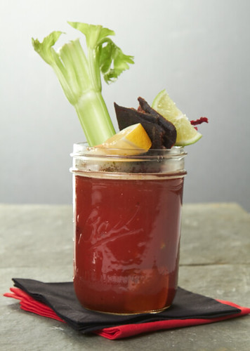 The Bronxville Bloody Mary