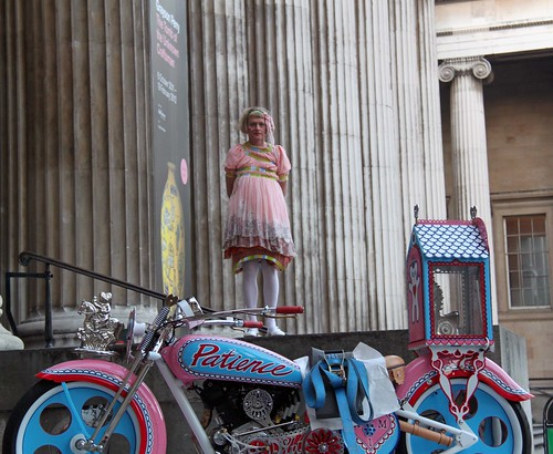 Grayson Perry install