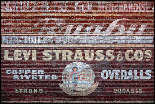 Levi Strauss by Junkstock