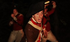 Paoli Battlefiled Massacre Re-Enactment Oct 8th 2011