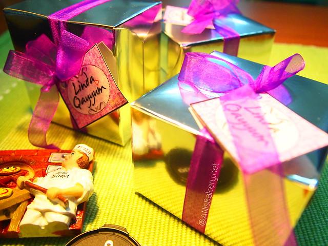 Bahulu Cermai   Pakej Door Gift