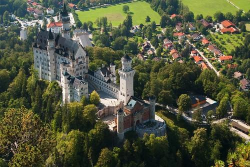 Neuschwanstein Castle, Füssen, Germany
