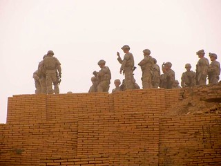 Image of Ziggurat of Ur. minnesotanationalguard