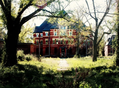 Norwich State Hospital by {beautiful} Lemons Photography