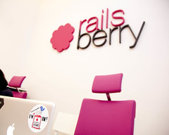 Railsberry is cooking!
