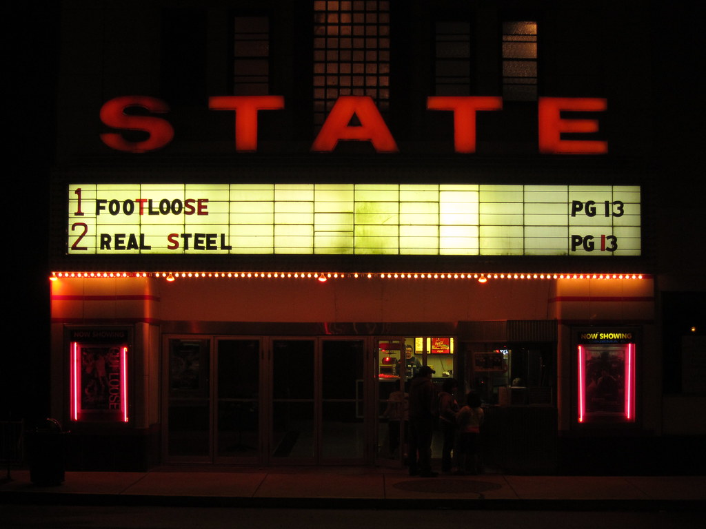 State Theater, Logansport
