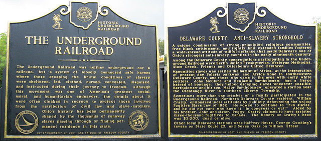 the history and significance of underground railroads (as portrayed by barbara barnes- hopkins in canada: a people's history)  to  freedom, she became one of the chief organizers of the underground railroad.