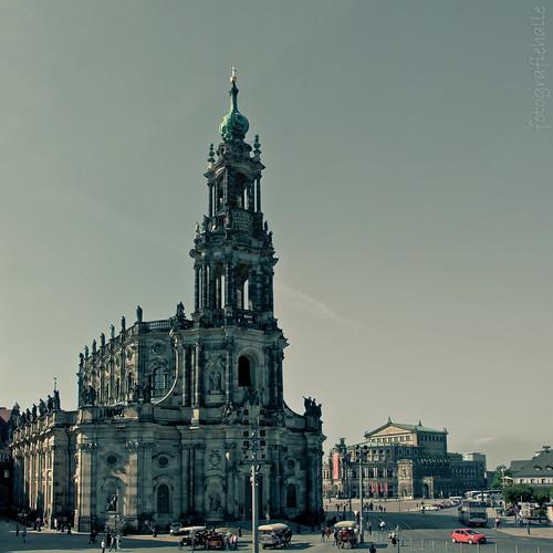 Kathedrale Sanctissimae Trinitatis Dresden