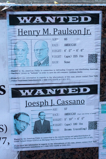 Wanted: Hank Paulson