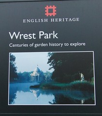 English Heritage - Wrest Park in Bedfordshire.