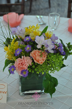 Centerpieces at Whitehall Manor