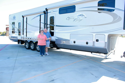 John & Jeri's New RV
