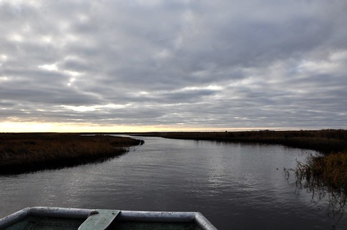 Kuskokwi-Delta River Ride at Sunset