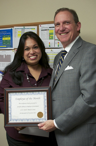 November SDMC Employee of the Month