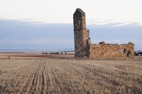 ermita en ruinas