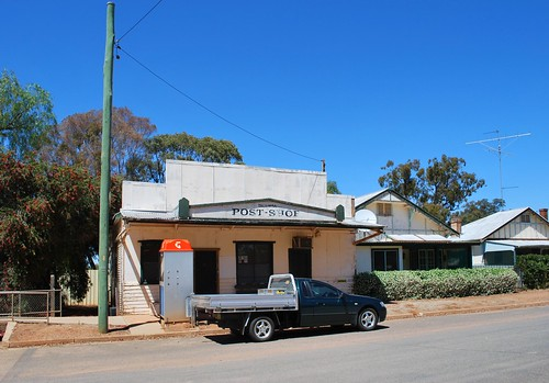 Tallimba Post Office