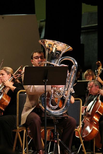 Bruce Broughton (b. 1945): Tuba Concerto Number 3, Opus 26 - Tyler Schwirian, Tuba