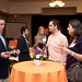 Tiger Ties Mentorship Reception