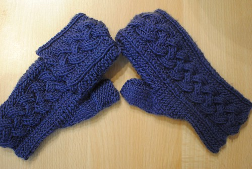 Firstfall Convertible Mitts