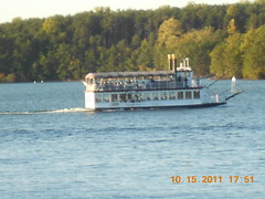 ferry, motor ship, vehicle, ship, boating, paddle steamer, watercraft, boat, steamboat,
