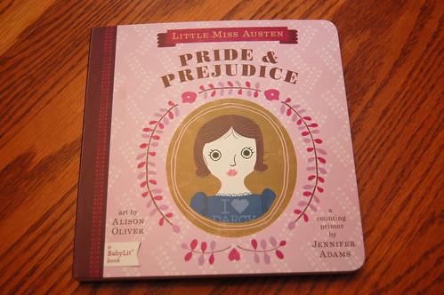 Little Miss Austen Pride & Prejudice
