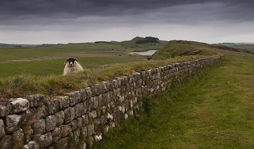 Hadrian's Wall by Joe Dunckley