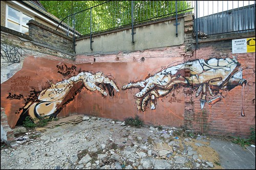 Rensone - 'The creation of Graffiti'