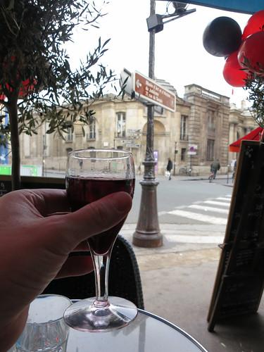 Le beaujolais nouveau est arrivee! by brianholsclaw