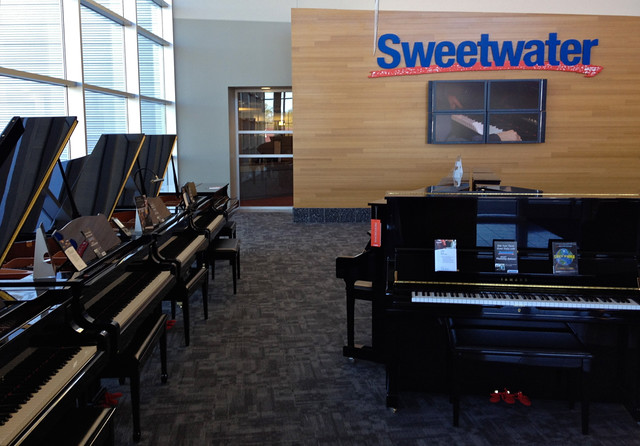 sweetwater store acoustic pianos the sweetwater store 39 s flickr photo sharing. Black Bedroom Furniture Sets. Home Design Ideas