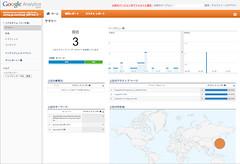 Google Analyticsのリアルタイムアクセス解析でブログが楽しくなる
