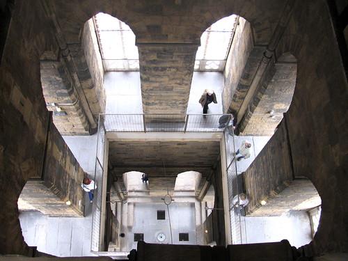 Interior del Campanile