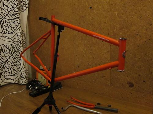 tokyobike frame