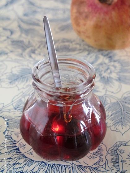Miele di Melograno - esperimenti domenicali