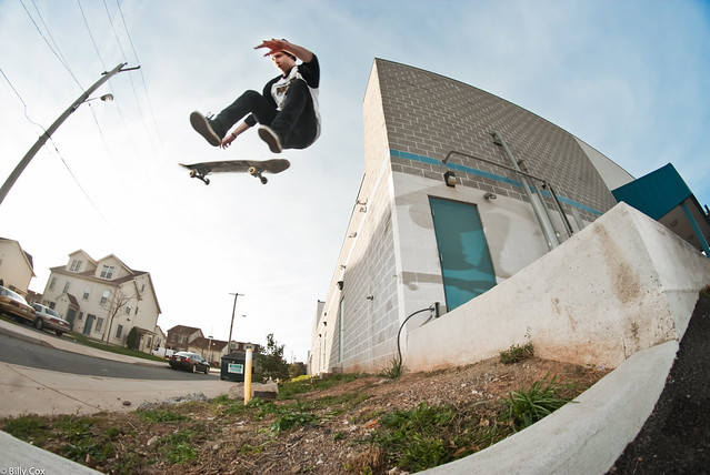 Tom Reardon - Kickflip